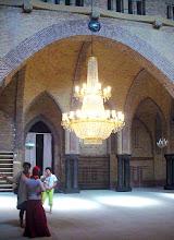 Photo: In de Fatih Moskee