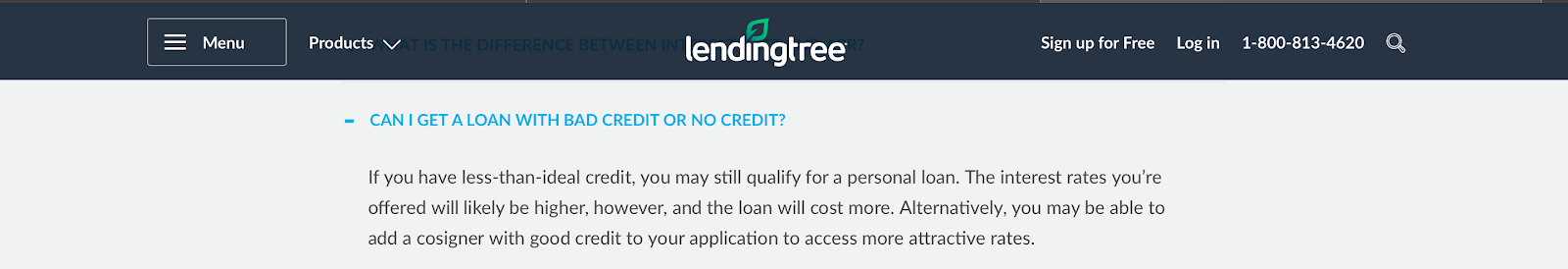Bad Credit Personal Loan With Cosigner >> Best Bad Credit Loans Of 2019