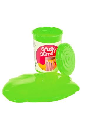 Slime, Crazy Grön
