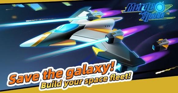 Merge Space MOD Apk (Unlimited Gems) 1