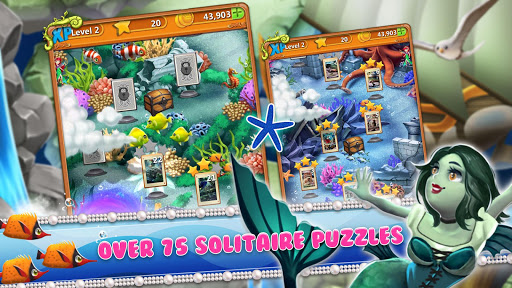 Solitaire Titan Adventure u2013 Lost City of Atlantis screenshots 3