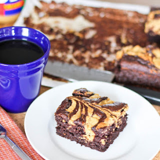 5 Ingredient Chocolate Peanut Butter and Jelly Cake