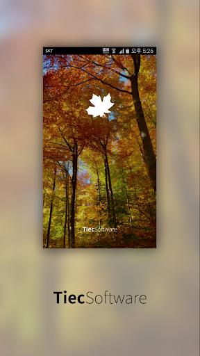 가을세상 - 카카오톡테마용
