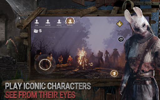Dead by Daylight Mobile apkdebit screenshots 15