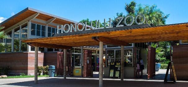Jardim Zoologico Honolulu