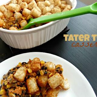 Tater Tot Casserole – #glutenfree