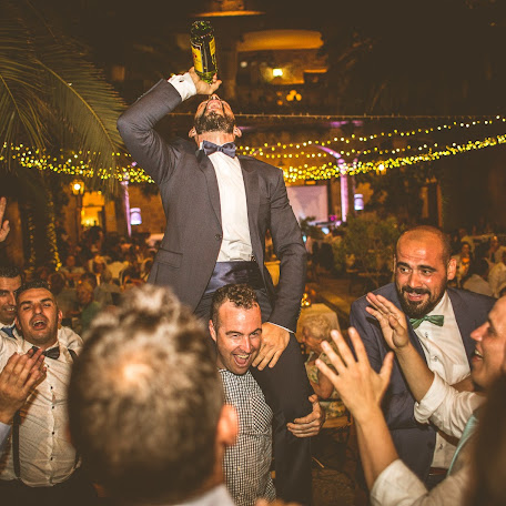 Wedding photographer Vicente Alfonso (vicentealfonso). Photo of 15.09.2016