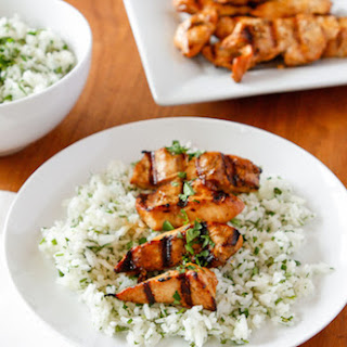 Honey Lime Chicken.