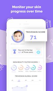 TroveSkin: Skin Analysis & Diary - náhled