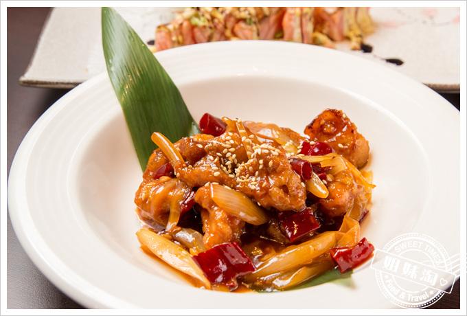 碳鰭日式家庭料理上堂辛雞