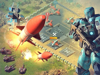 Battle for the Galaxy MOD Apk 4.1.5 (Unlimited Money) 3