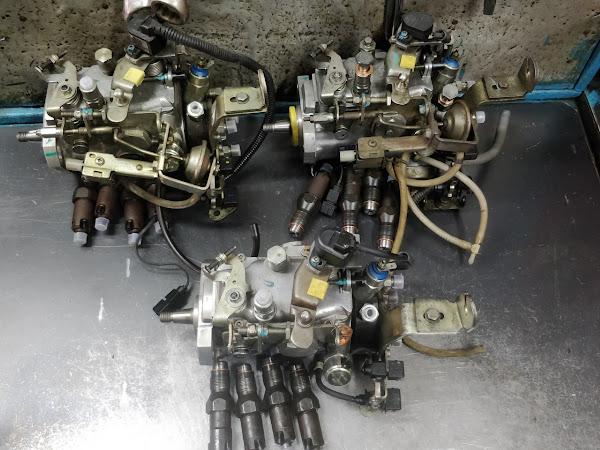 V M Diesel Pump Service
