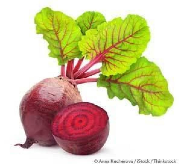 RED/PINK: Boil a few cut beets in a small pot of water till tender...