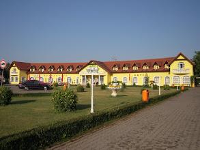 Photo: Hotel Zámeček Mikulov, a szállásunk