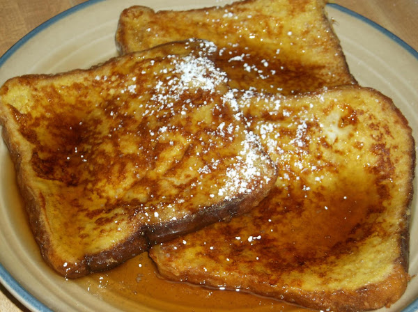 Maple French Toast Recipe