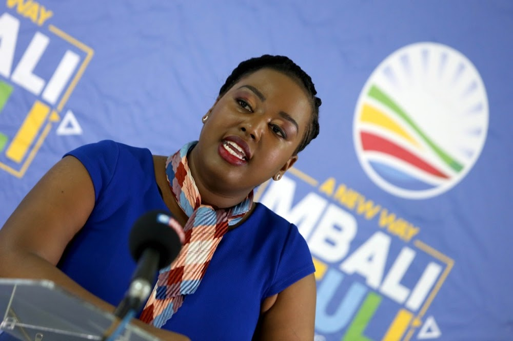 DA clamps down on leadership race between Steenhuisen and Ntuli - TimesLIVE