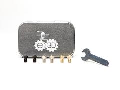E3D v6 Extra Nozzle Pro Pack 3.00mm