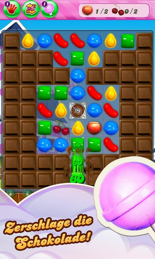 Candy Crush Saga – Screenshot