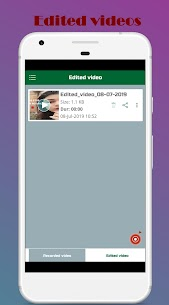 Live recorder – live video  screen record App Download For Android 5