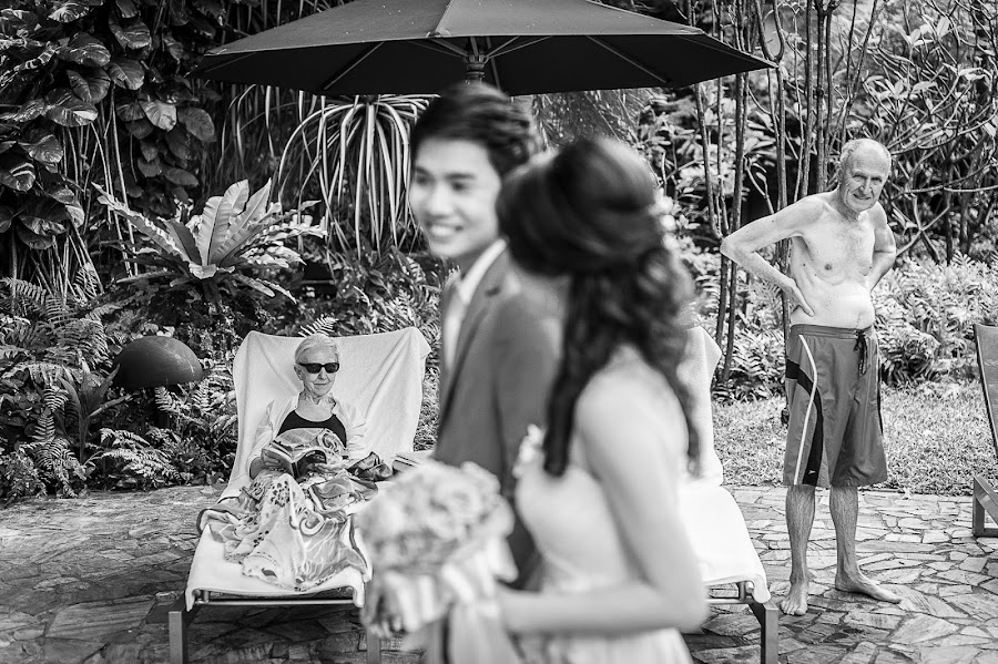 Wedding photographer Sittichok Suratako (sitphotograph). Photo of 09.08.2016