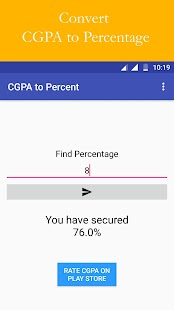CBSE CGPA - Calculator, Result- screenshot thumbnail