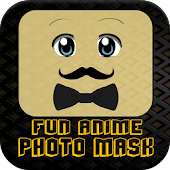 FUN ANIME PHOTO MASK