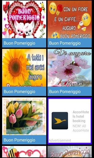 Buon Pomeriggio 1.0 screenshots 2