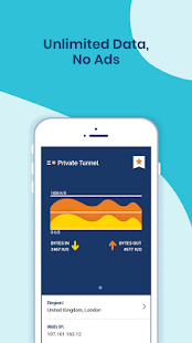 Private Tunnel VPN – Fast & Secure Cloud VPN Screenshot