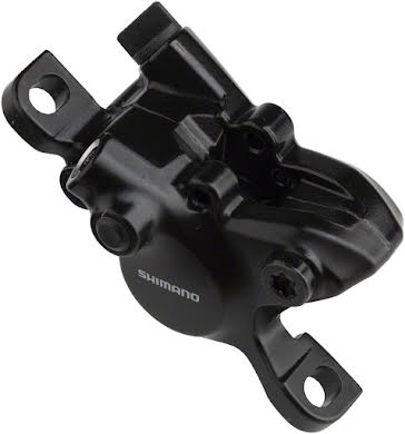 Shimano BR-MT200 Repalcement Post-Mount Caliper with Resin Pad, Black alternate image 0