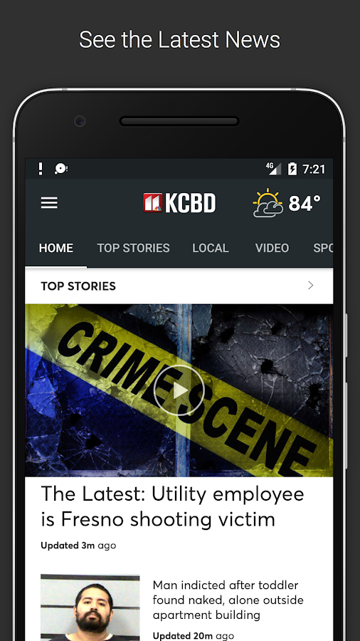 KCBD News 11- screenshot