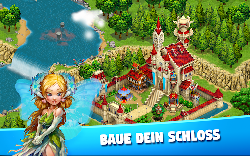 Fairy Kingdom: Medieval World of Magic Screenshot