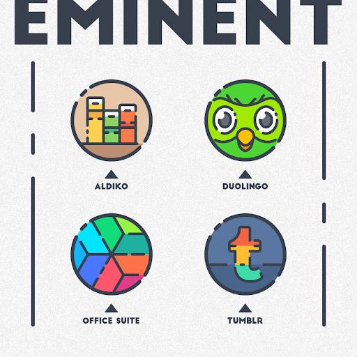 EMINENT - ICON PACK  screenshots 4