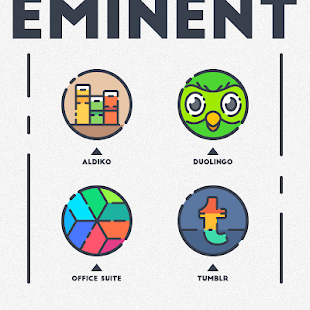 EMINENT - ICON PACK Screenshot