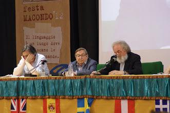 Photo: Da sx Carlo Freccero, Pietro Barcellona e Giuseppe Stoppiglia
