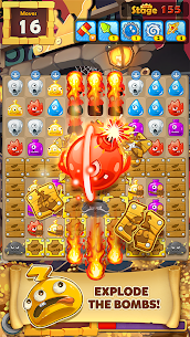 MonsterBusters: Match 3 Puzzle 1
