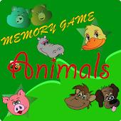 Memory - Memory Game Animals
