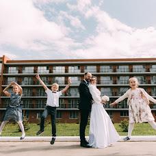 Wedding photographer Maksim Podobedov (Podobedov). Photo of 06.07.2017
