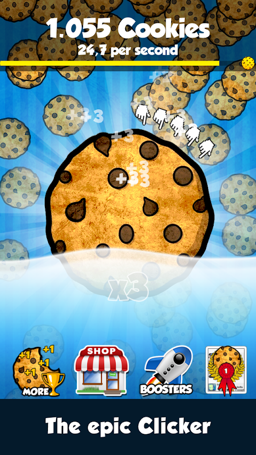 Play Cookie Clicker Prepares to Come to Android