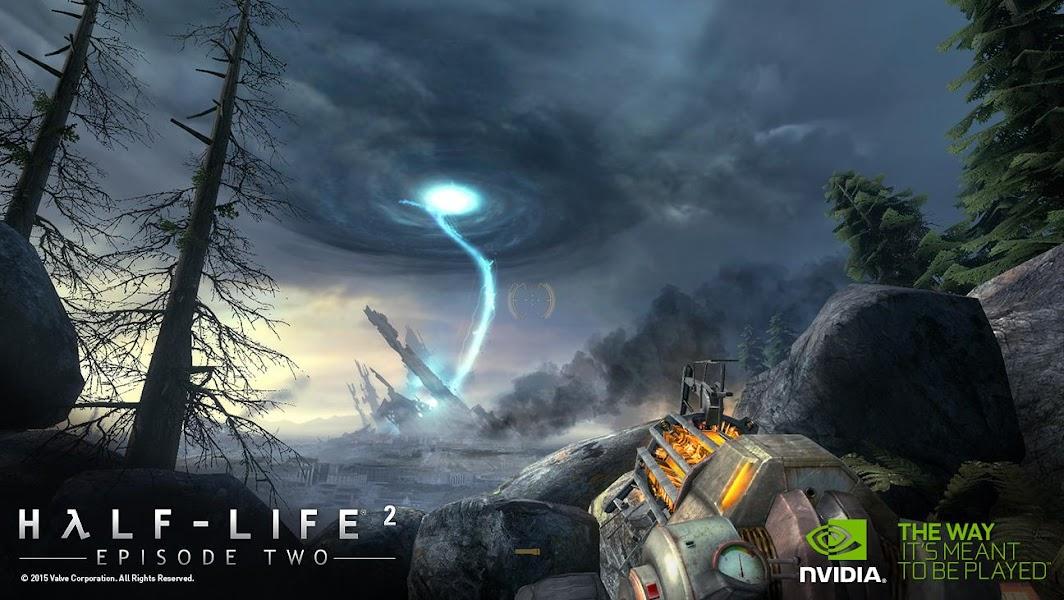 Half-Life 2: Episode Two v50 APK - Cover