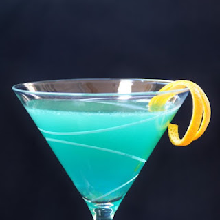 Blue Curacao Martini Recipes