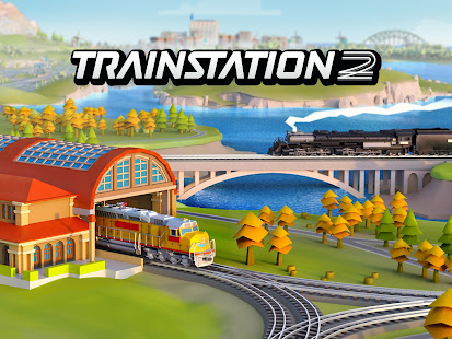 Game Train Station 2: Real Train Tycoon Simulator APK for Windows Phone