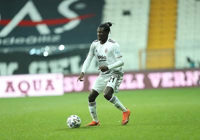"""(Exclusif) Fabrice N'Sakala vise le doublé avec Besiktas : """"Nous avons réalisé quelque chose d'extraordinaire"""""""