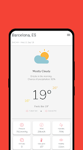 Clean Weather (MOD, Premium) v2.5.13 2