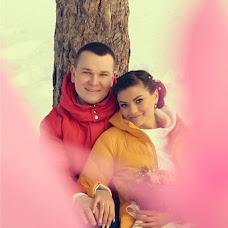 Wedding photographer Ekaterina Pegasova (pegasova). Photo of 14.02.2013