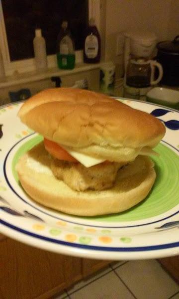 Hawaiian Roll Swiss Chicken Sandwiches Recipe