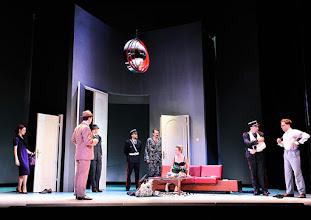 Photo: Wien/ Theater in der Josefstadt: DER GOCKEL von Georges Feydeau. Inszenierung: Josef E. Köpplinger. Premiere 19.11.2015. Ensemble. Copyright: Barbara Zeininger