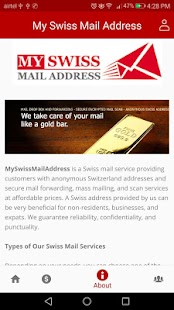 My Swiss Mail Address - náhled