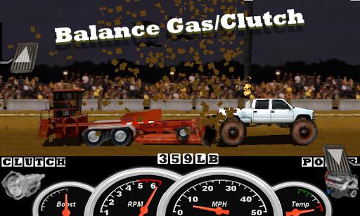Tractor Pull cheat screenshots 1