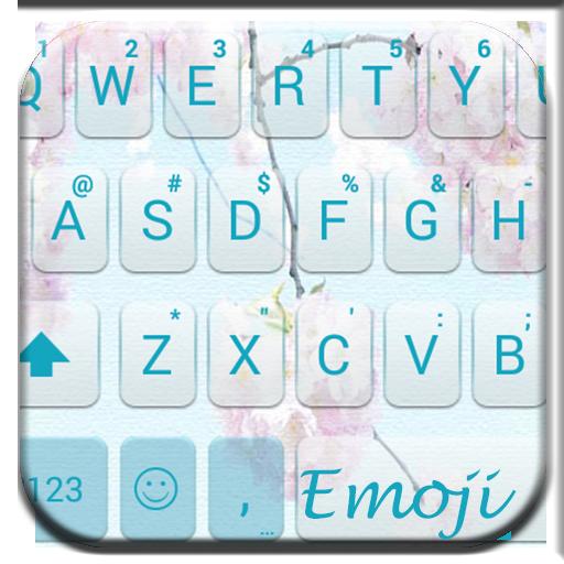 LoveSakuraAzure Emoji Keyboard