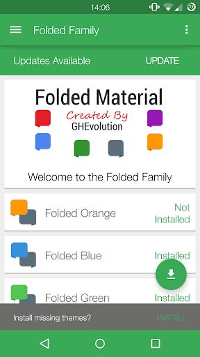 EvolveSMS Folded Family